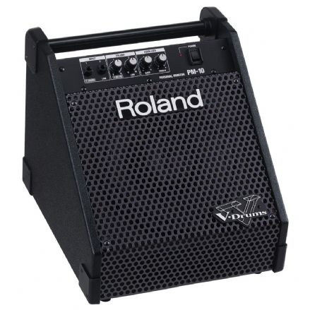 Roland PM-10 Personal Drum Monitor Amplifier *Pre-Owned*